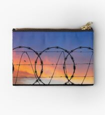 Freedom and Security.  Studio Pouch