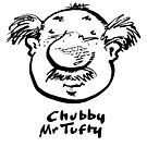 Haircut - Chubby Mr Tufty by Paulcartoons