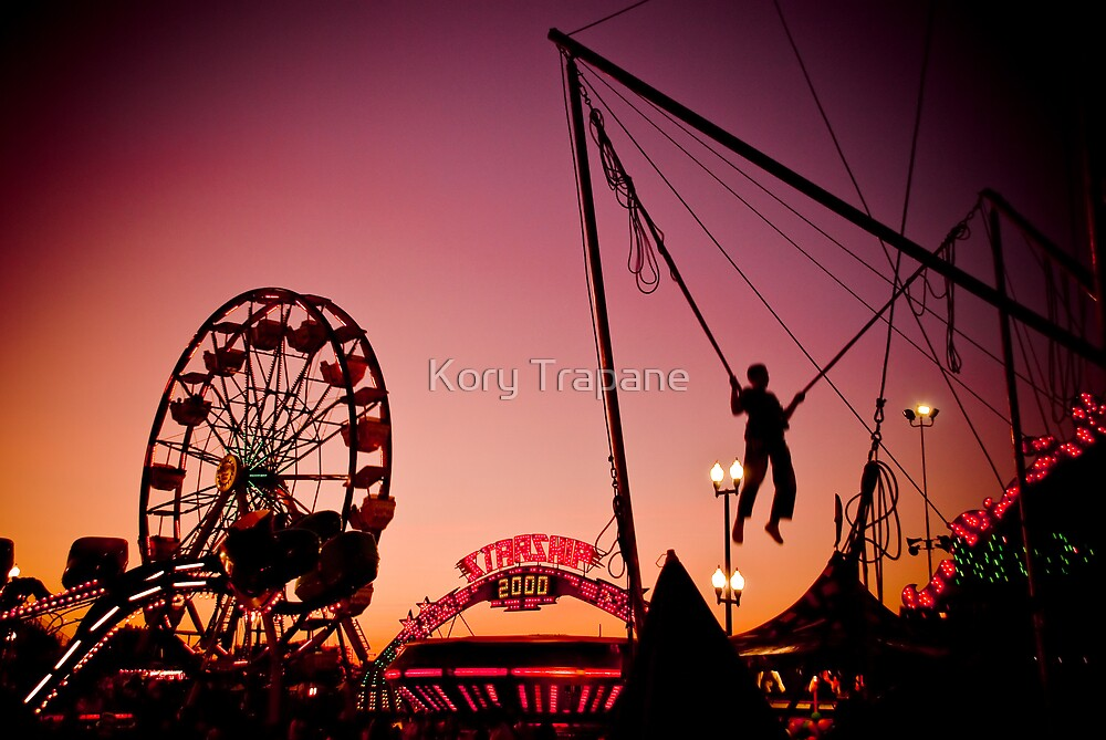 State Fair Skyline by Kory Trapane