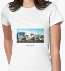 Java House Women's Fitted T-Shirt