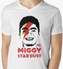 Miggy Stardust Men's V-Neck T-Shirt
