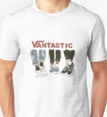 VAN-TASTIC! (vintage vans art)  T-Shirt
