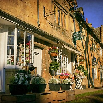 Sunny Chipping Campden by ScenicViewPics