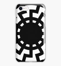 The Black Sun iPhone Case/Skin