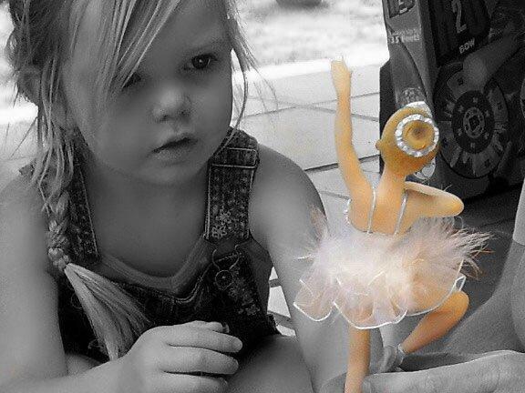 The Ballerina by Tugela
