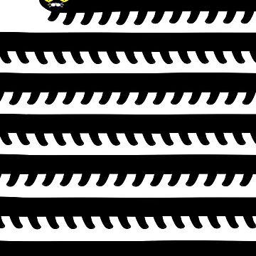 Cryptid Long Cat  by jotatopotato