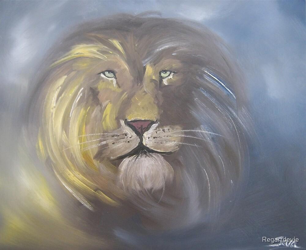 « Lion » par Regartdevie