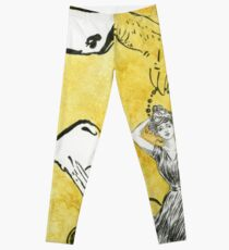 Magic Castle Gibson Girl Leggings