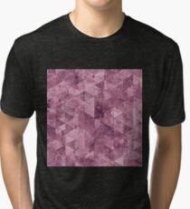 Abstract Geometric Background #28 Tri-blend T-Shirt