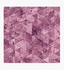 Abstract Geometric Background #28 Photographic Print