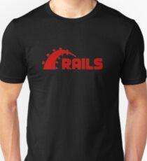 Ruby on Rails Slim Fit T-Shirt