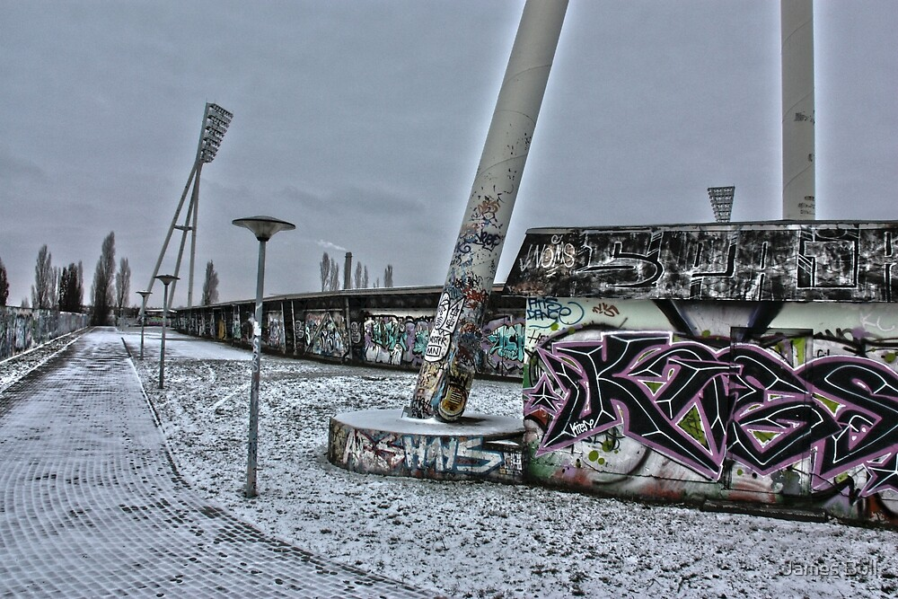 Mauerpark by James Bull