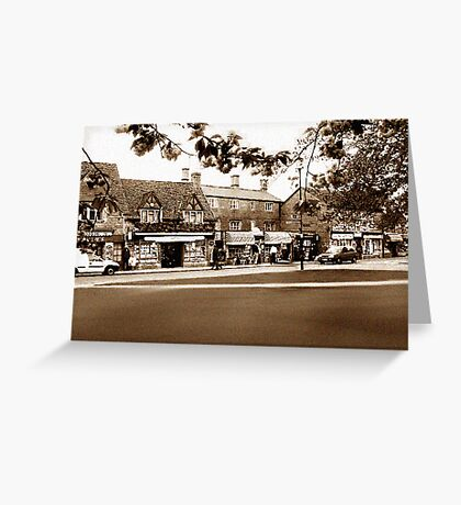 Another Bourton on the Water Greeting Card