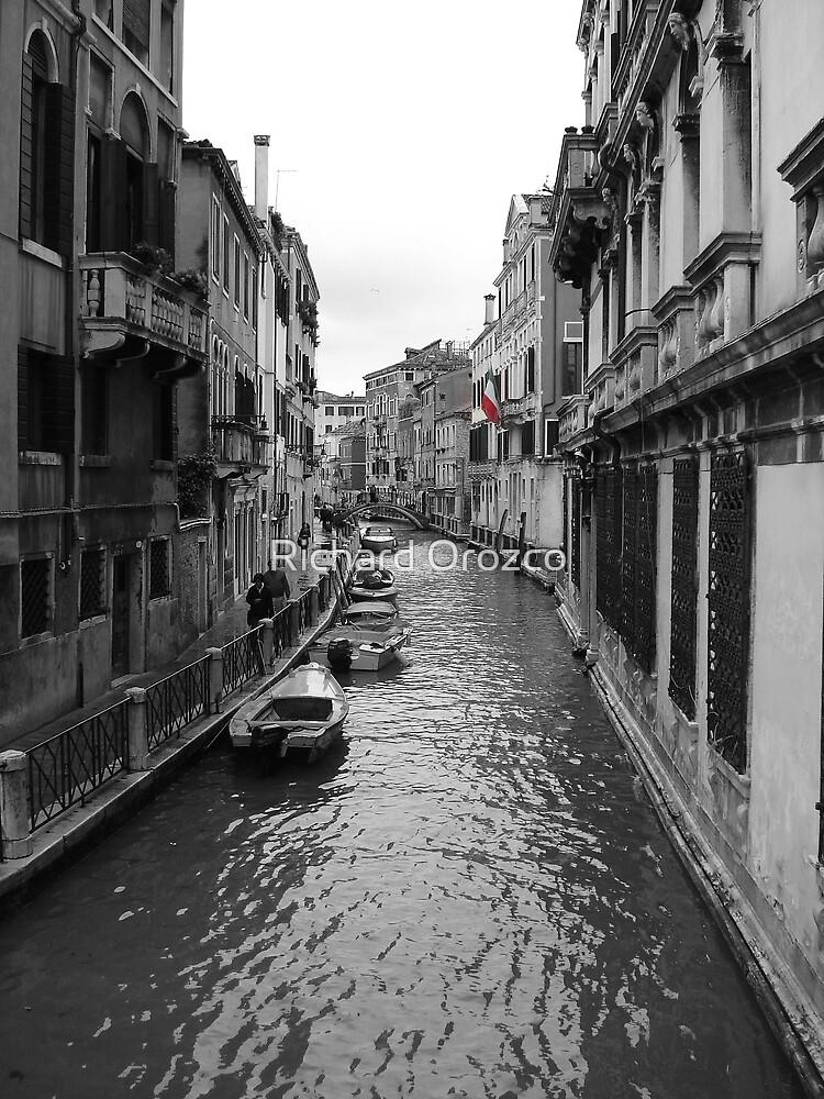Venice by Richard Orozco