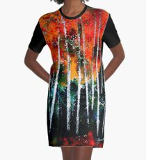 It Will Not Always Be Like This Graphic T-Shirt Dress