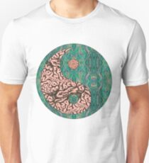 The Yin Yang of Consciousness T-Shirt
