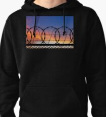 Freedom and Security.  Pullover Hoodie