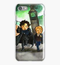 Sherlock & John (BBC) iPhone Case/Skin