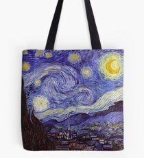 Vincent Van Gogh Sternennacht Tote Bag