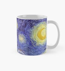 Vincent Van Gogh Sternennacht Tasse (Standard)