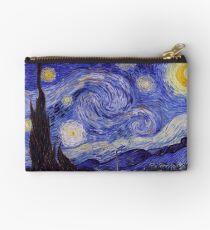 Vincent Van Gogh Starry Night Studio Pouch