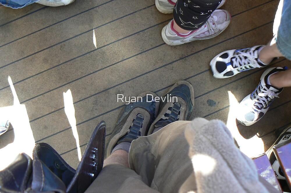 Ferry Feet by Ryan Devlin