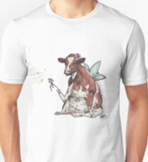 Clementine the Fairy Cow T-Shirt