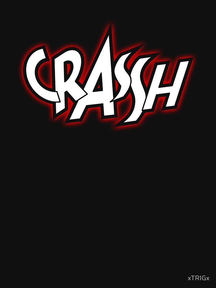 Comic Crazy - CRASH by xTRIGx