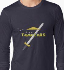 TempleOS New Long Sleeve T-Shirt