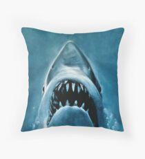 Uberlegen JAWS SHARK Kissen