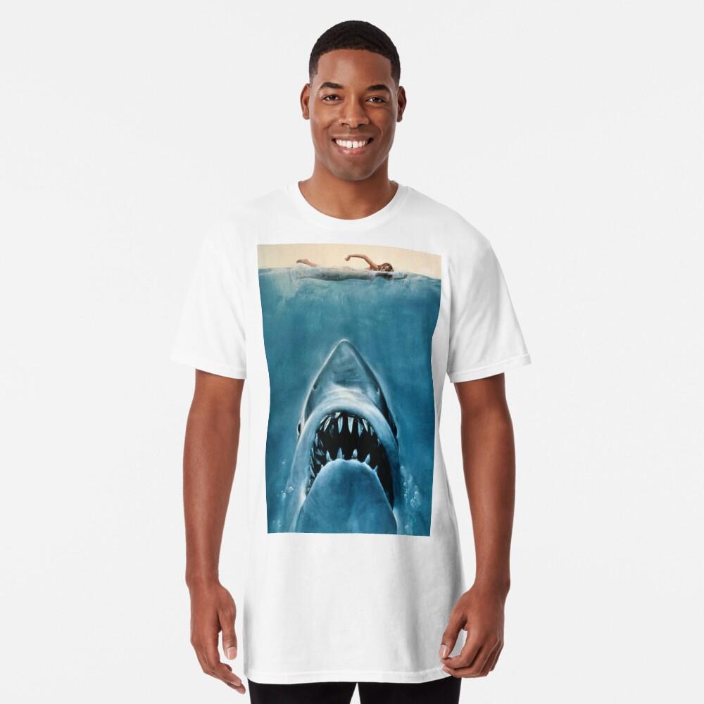 JAWS SHARK Longshirt