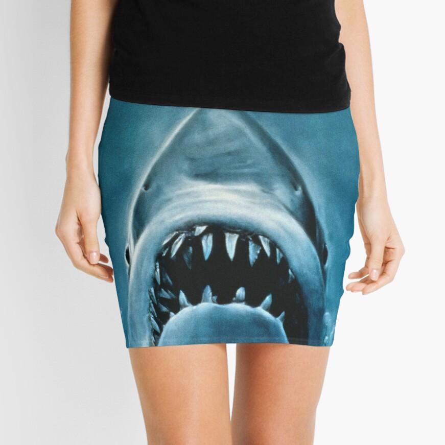 JAWS SHARK Minirock
