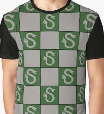 Harry Potter Slytherin Graphic T-Shirt