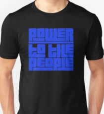Power to the People! Resist! T-Shirt