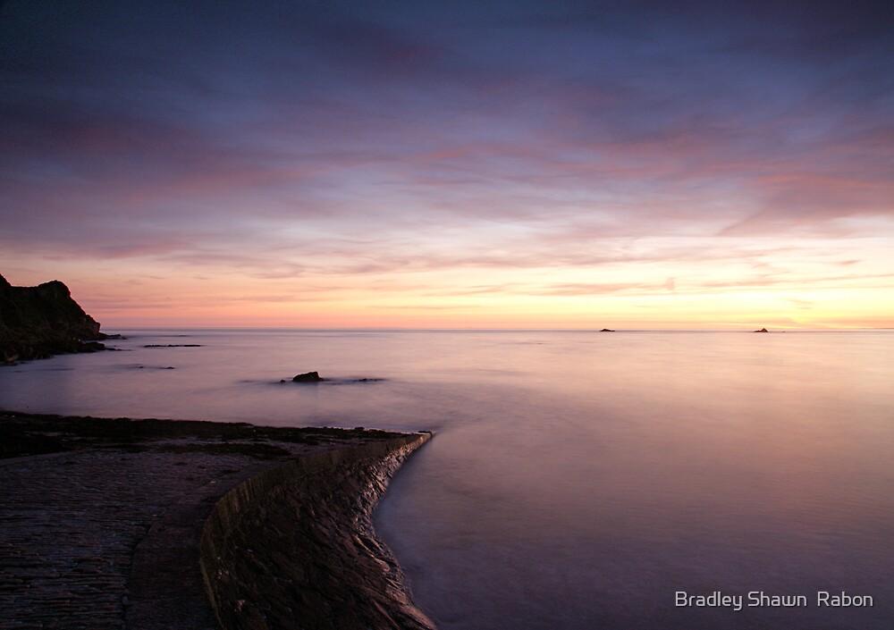 """Smooth Sunset"" by Bradley Shawn  Rabon"