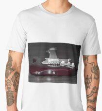 Red Guitar Men's Premium T-Shirt