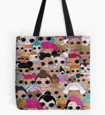 Lil Sisters Surprise Tote Bag