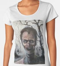 "Zombie ""Zie"" Women's Premium T-Shirt"