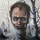 """Zombie """"Zie"""" by Rochelli"""