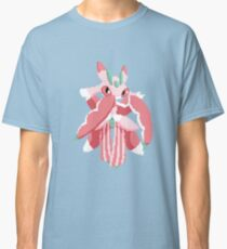 Pokemon Lurantis Pixel Sprite Classic T-Shirt