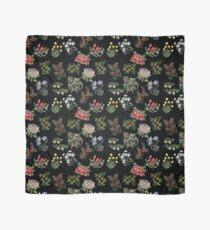 Native Flower Lino Print Scarf