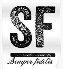 Semper Fidelis Poster