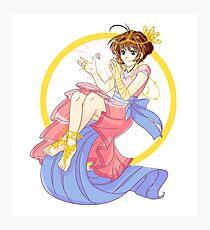 Cardcaptor Sakura: Magic Photographic Print