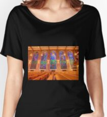 Windows of the Nave Women's Relaxed Fit T-Shirt