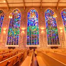 Windows of the Nave by Adam Bykowski