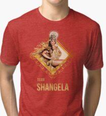 Team Shangela All Stars 3 - Rupaul's Drag Race Tri-blend T-Shirt