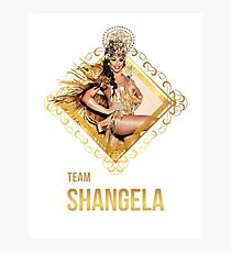 Team Shangela All Stars 3 - Rupaul's Drag Race Photographic Print
