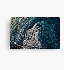 Water Space Canvas Print