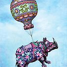 If Rhinos Could Fly by Tammy Wetzel
