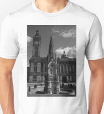 Birmingham Town Hall, Council House & Victoria Square  T-Shirt
